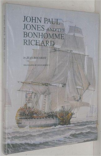JOHN PAUL JONES AND THE BONHOMME RICHARD: Boudriot, Jean