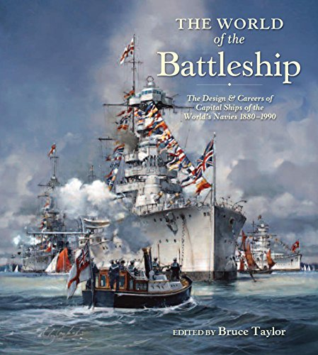 9780870219061: The World of the Battleship: The Design and Careers of Capital Ships of the World's Navies, 1900-1950