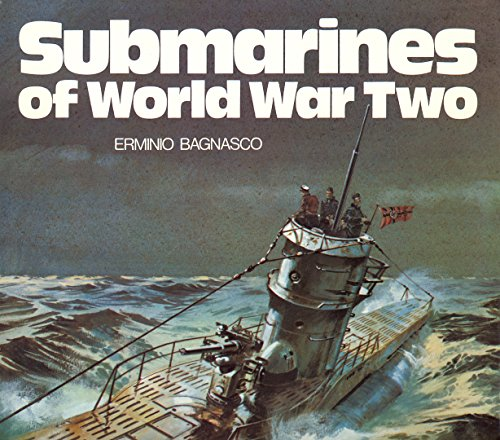 9780870219627: Submarines of World War Two (English and Italian Edition)
