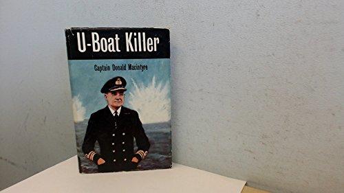 9780870219641: U-Boat killer