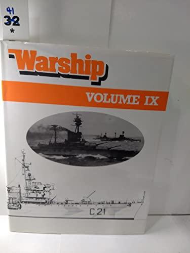 Warship, Volume IX: Lambert, Andrew (Editor)