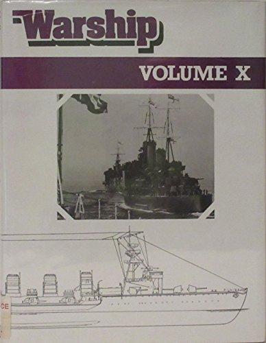 9780870219856: Warship, Vol. X