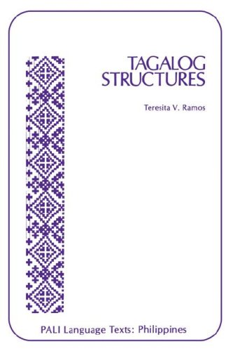 9780870226779: Tagalog Structures