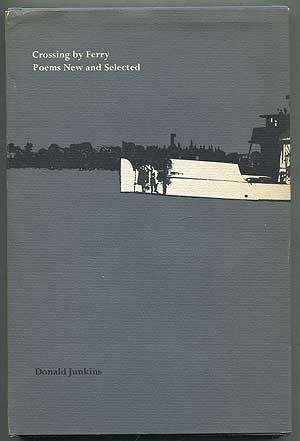 9780870231414: Crossing by ferry: Poems new and selected