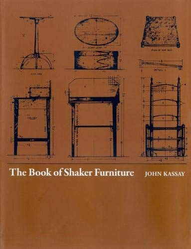 9780870232756: The Book of Shaker Furniture
