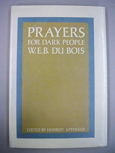 9780870233029: Prayers for dark people
