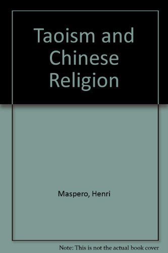 9780870233081: Taoism and Chinese Religion