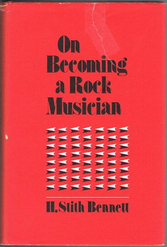 9780870233111: On Becoming a Rock Musician