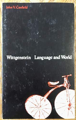 9780870233197: Wittgenstein Language & World