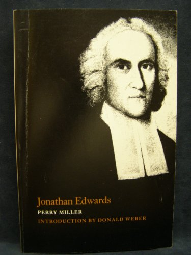 9780870233289: Jonathan Edwards (New England writers series)
