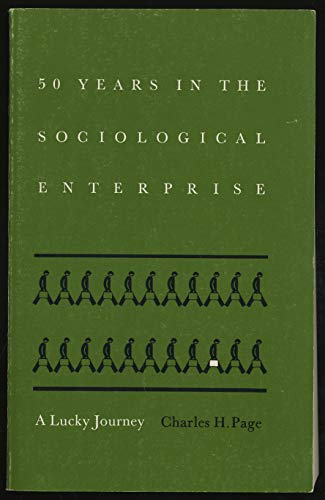 9780870233739: Fifty Years in the Sociological Enterprise: A Lucky Journey
