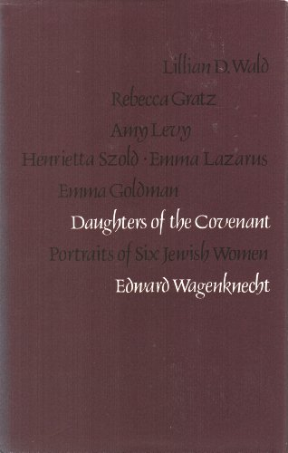 9780870233968: Daughters of the Covenant: Portraits of Six Jewish Women