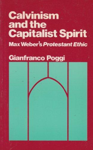 9780870234187: Calvinism Capitalist Spirit