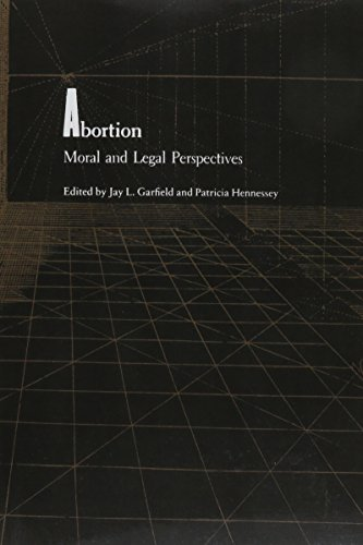 9780870234415: Abortion: Moral and Legal Perspectives