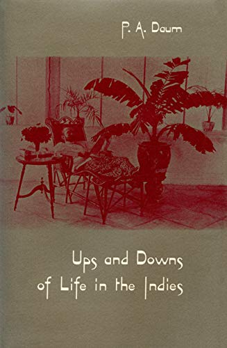 9780870235511: Ups and Downs of Life in the Indies (Library of the Indies)
