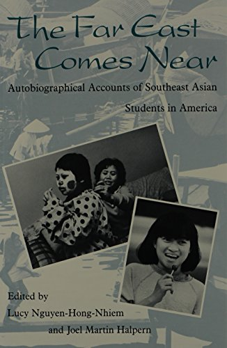 9780870236723: The Far East Comes Near: Autobiographical Accounts of Southeast Asian Students in America