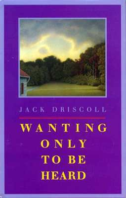 9780870238086: Wanting Only to Be Heard -Awp
