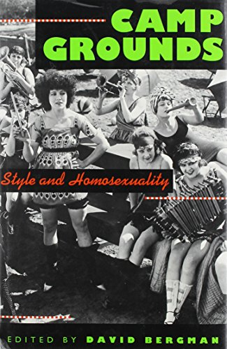 9780870238772: Camp Grounds: Style and Homosexuality