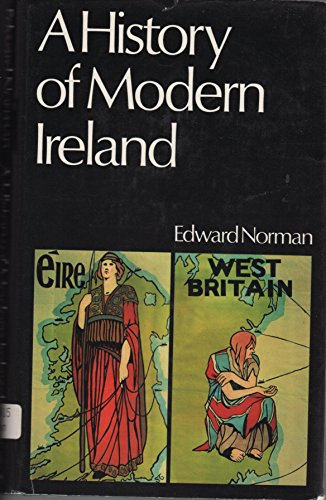9780870242052: A History of Modern Ireland