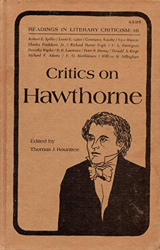 9780870242090: Critics on Hawthorne (Readings in literary criticism)