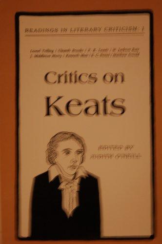 9780870243172: Critics on Keats: Readings in Literary Criticism