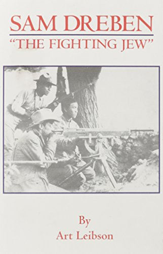 9780870260988: Sam Dreben: The Fighting Jew (Great West & Indian Series No 67)
