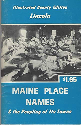 Maine Place Names & the Peopling of: Chadbourne, Ava Harriet