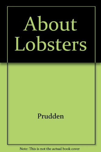 9780870271274: About Lobsters