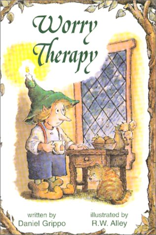 9780870293450: Worry Therapy (Elf Self Help)