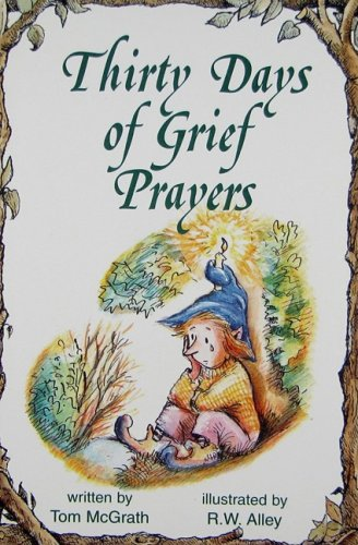 9780870294174: Thirty Days of Grief Prayers
