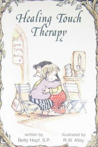 9780870294549: Healing Touch Therapy (Elf Self Help)