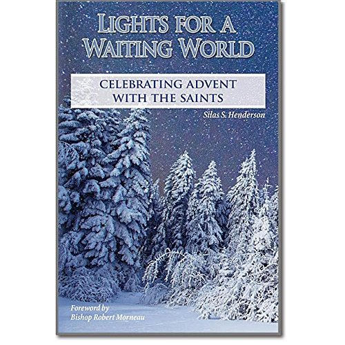 9780870296864: Lights for a Waiting World: Celebrating Advent with the Saints (Abbey Press Publications)