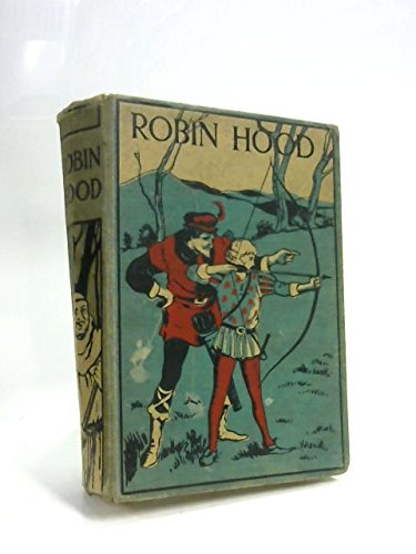 9780870300127: Robin Hood and His Merry Outlaws (Library of Favorite Children's Classics)