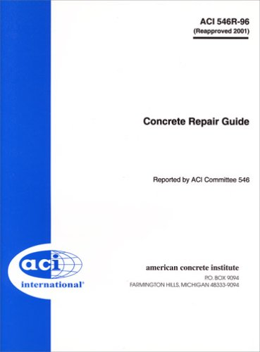 9780870310225: Concrete Repair Guide: ACI 546R-96 (Reapproved 2001)
