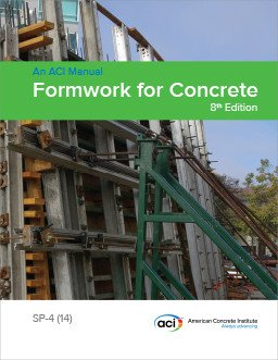 9780870319129: SP-4 (14) Formwork for Concrete