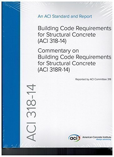 9780870319303: ACI 318-14 Building Code Requirements for Structural Concrete and Commentary