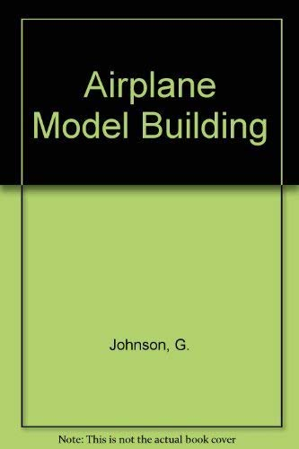 9780870330056: Airplane Model Building
