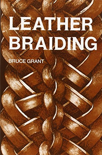 9780870330391: Leather Braiding
