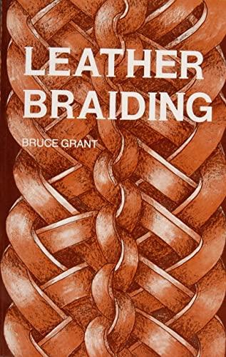 9780870330391: Leather Braiding