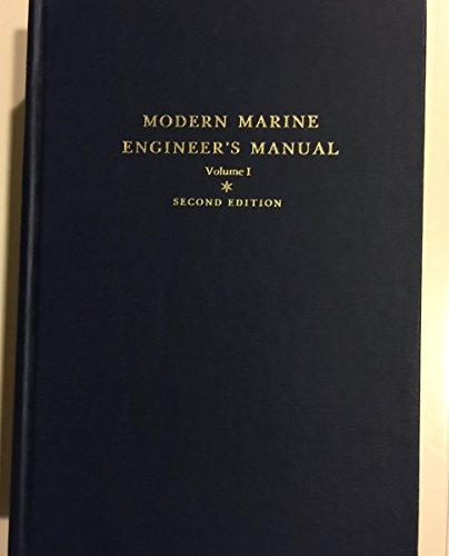 Modern Marine Engineer's Manual: Alan Osbourne