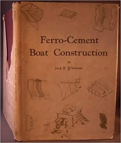 9780870331404: Ferro-Cement Boat Construction,