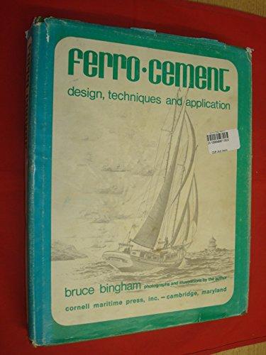 9780870331787: Ferro-cement: design, techniques, and application