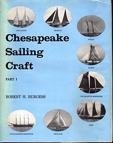 9780870331954: Chesapeake sailing craft