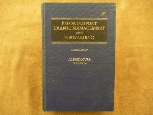 9780870332616: Export/Import Traffic Management and Forwarding