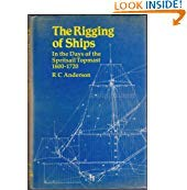 9780870332944: The Rigging of Ships in the Days of the Spritsail Topmast,1600 - 1720
