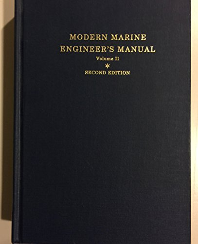 Modern Marine Engineer's Manual: Osbourne, ALan