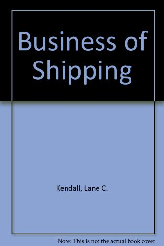 9780870333507: Business of Shipping