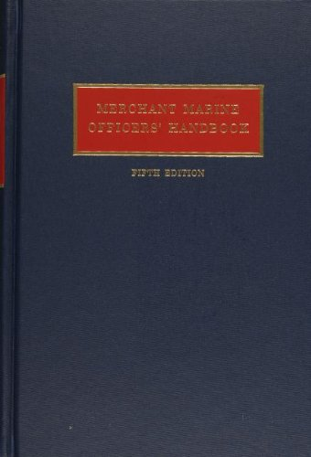 9780870333798: Merchant Marine Officers' Handbook