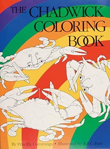 The Chadwick Coloring Book (Paperback): Priscilla Cummings, Allan