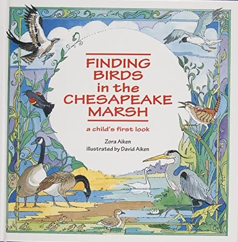 9780870335334: Finding Birds in the Chesapeake Marsh: A Child's First Look